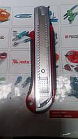 Нож универсальный 25 мм. MATRIX металлический корпус.