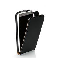 Флип чехол для HTC One Mini / M4 черный