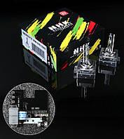 Лампа ксенон D1S 5500K NHK VIP Version (колбы Philips UV) / D1S 5500K NHK VIP Version (Philips raw UV tube)