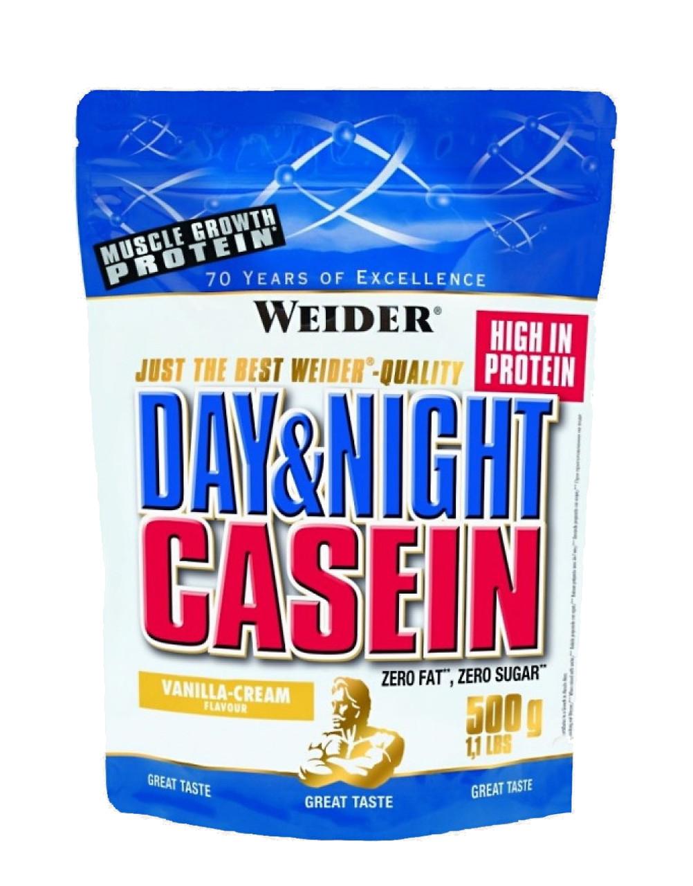 100% Day & Night Casein Weider