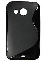 S-line чехол для HTC Desire 200 черный