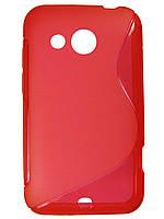 S-line чехол для HTC Desire 200 красный