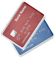Обложки для кредитных карт (банковских карточек). Кардхолдеры. Визитницы.