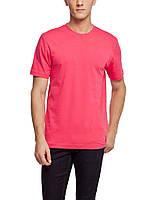 Мужская футболка LC Waikiki розового цвета