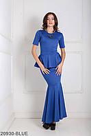 Жіноче плаття Amalia (20930-BLUE)
