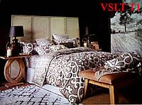 Постельное белье сатин люкс Tiare Вилюта. VSLT Т1