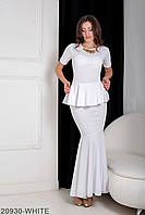 Жіноче плаття Amalia (20930-WHITE)