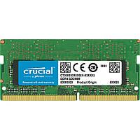 Модуль памяти для ноутбука SoDIMM DDR4 4GB 2400 MHz MICRON (CT4G4SFS824A)