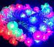 Гирлянда светодиодная Ёжики 28 Led мульти, фото 2
