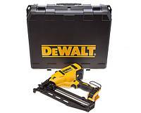 Аккумуляторный гвоздезабиватель 18В DeWALT DCN660NT