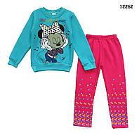 Теплый костюм Minnie Mouse для девочки. 6 лет