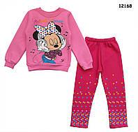 Теплый костюм Minnie Mouse для девочки. 4, 6 лет
