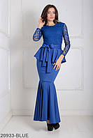 Жіноче плаття Adelis (20933-BLUE)
