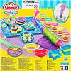 Пластилін Play-Doh Магазинчик печива (Пластилин Плей До Магазинчик печенья, Play-Doh Cookie Creations), фото 2