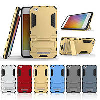 PC + TPU чехол Metal armor для Xiaomi Redmi 4A (6 цветов)