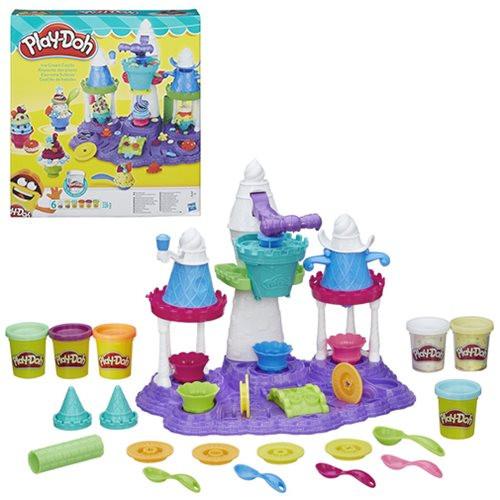Пластилін Play-Doh Замок морозива (Play-Doh Ice Cream Castle Замок мороженого)