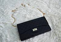 Лаковая сумка-клатч