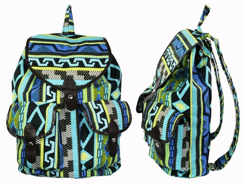 Этничный рюкзак с орнаментом