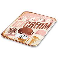 Весы кухонные BEURER KS 19 Ice-cream (4211125/704.05/6)
