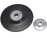 Тарелка полирующая для угловых шлифмашин, d=125мм, HIGH-TECH  DeWALT DT3611XM