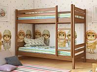 Двухъярусная кровать - Кристи, самая низкая цена от производителя. С удобной лестницей