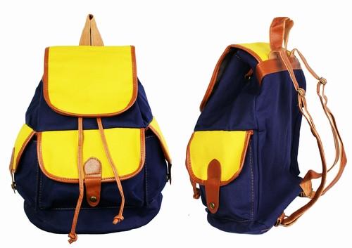 Рюкзак сине-желтый Украина