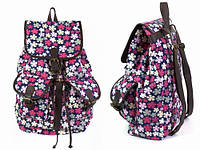Женский рюкзак Цветы