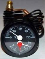 Термоманометр 120 град/4 Атм