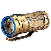 Фонарь Olight S mini Limited Copper Gold (SMINI-CRG)