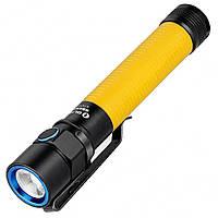 Фонарь Olight S2A Baton жёлтый (S2A YL)