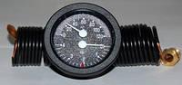 Термоманометр с выносными датчиками температуры и давления CEWAL TI 52 P