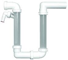 HL136.2 Сифон для кондиционеров с гидрозатвором
