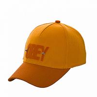 Бейсболка молодежная оранжевая Obey