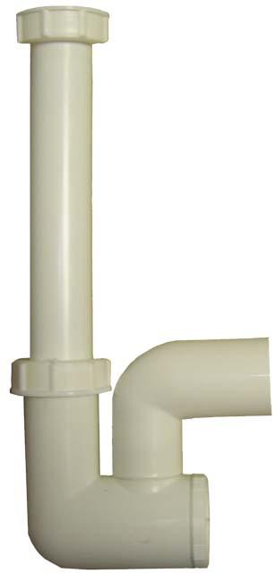 Сифон для кондиционеров Hutterer & Lechner DN40 с гидрозатвором и запахозапирающим устройством HL136.3