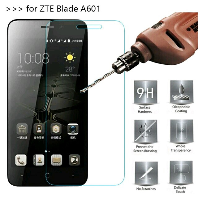 Захисне скло для ZTE Blade A601