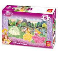Пазл Trefl 99 Принцесса на траве Disney EQL(Ч)