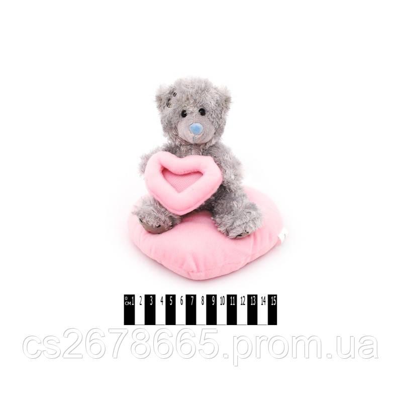 """Мишка """"Тедди"""" с сердечком АВ8677\18"""