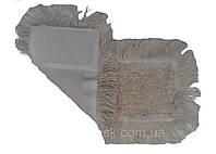 Моп хлопковый 80см с карманами для сухой и влажной уборки
