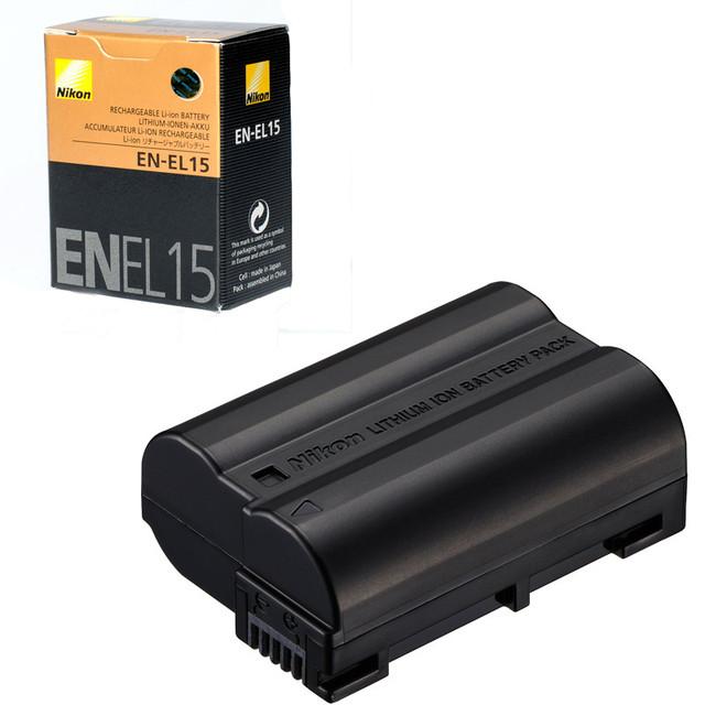 Аккумуляторы для фотокамер