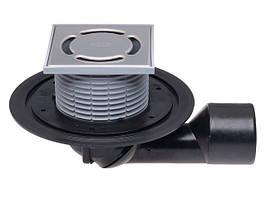 HL80.1 Трап для внутренних помещений с поворотным выпуском