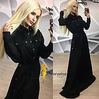 Длинное платье Domenica, фото 1