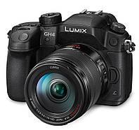 Цифровая фотокамера Panasonic DMC-GH4 14-140mm Kit Black