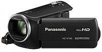 Цифровая видеокамера Panasonic HDV Flash  HC-V160EE-K Black