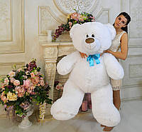 """Мягкая игрушка мишка ТЕМА (155 см), Харьков """"Белый"""""""
