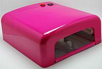 UV Лампа для гелевого наращивания 36W L-13 YRE