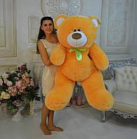 """Мягкая игрушка мишка ТЕМА (155 см), Харьков """"Желтый"""""""