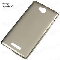 Чехол TPU для Sony Xperia C