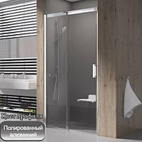 Дверь для душа Ravak Matrix MSD2-100 Bright Alu L, фото 1