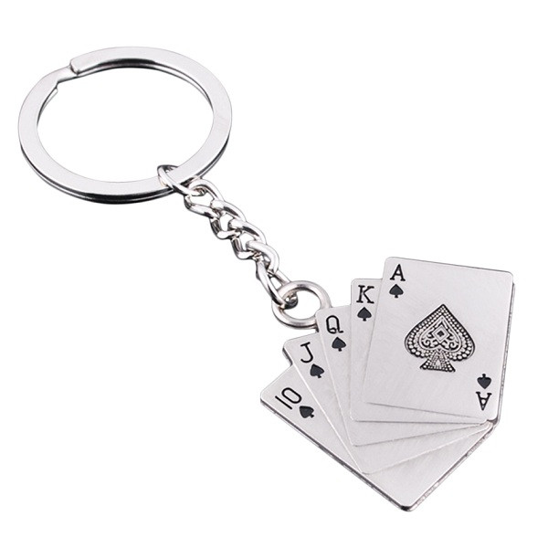 Брелок Покер