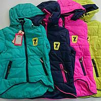 Куртки весенние для девочек HTRANG